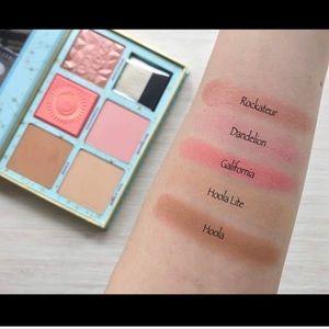 Cheek Parade Bronzer & Blush Palette by Benefit #14
